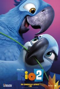 Rio 2 - Poster / Capa / Cartaz - Oficial 2