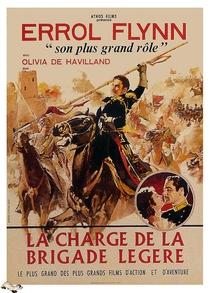 A Carga da Brigada Ligeira - Poster / Capa / Cartaz - Oficial 2
