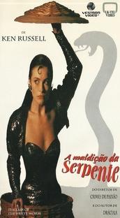 A Maldição da Serpente - Poster / Capa / Cartaz - Oficial 5