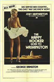 Happy Hooker Vai a Washington - Poster / Capa / Cartaz - Oficial 1