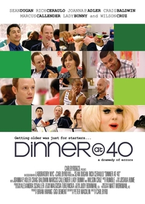 Dinner at 40 - Poster / Capa / Cartaz - Oficial 1