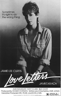 Love Letters - Poster / Capa / Cartaz - Oficial 1
