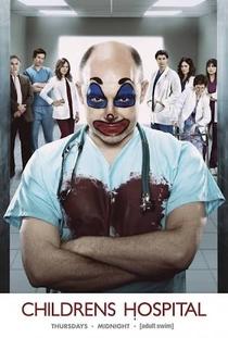 Childrens Hospital (4ª Temporada) - Poster / Capa / Cartaz - Oficial 1