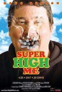 Super High Me - Poster / Capa / Cartaz - Oficial 1