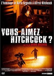 Você Gosta de Hitchcock?  - Poster / Capa / Cartaz - Oficial 3