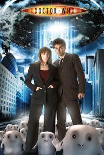 Doctor Who (4ª Temporada) - Poster / Capa / Cartaz - Oficial 3