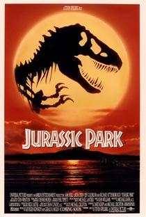 Jurassic Park: O Parque dos Dinossauros - Poster / Capa / Cartaz - Oficial 6