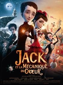 Jack e a Mecânica do Coração - Poster / Capa / Cartaz - Oficial 1