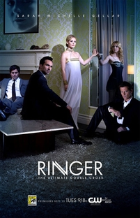 Ringer (1ª Temporada) - Poster / Capa / Cartaz - Oficial 2