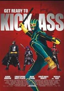 Kick-Ass - Quebrando Tudo - Poster / Capa / Cartaz - Oficial 17