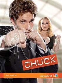 Chuck (5ª Temporada) - Poster / Capa / Cartaz - Oficial 2