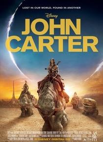 John Carter - Entre Dois Mundos - Poster / Capa / Cartaz - Oficial 12