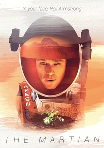 Perdido em Marte - Poster / Capa / Cartaz - Oficial 7