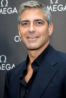 George Clooney - Poster / Capa / Cartaz - Oficial 1