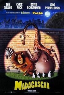 Madagascar - Poster / Capa / Cartaz - Oficial 3