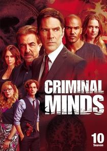 Mentes Criminosas (10ª Temporada) - Poster / Capa / Cartaz - Oficial 1