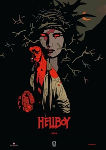 Hellboy - Poster / Capa / Cartaz - Oficial 9