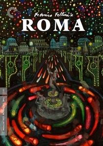 Roma de Fellini - Poster / Capa / Cartaz - Oficial 1