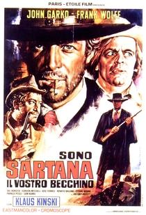Eu Sou Sartana - Poster / Capa / Cartaz - Oficial 2