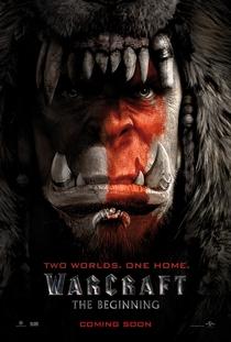Warcraft: O Primeiro Encontro de Dois Mundos - Poster / Capa / Cartaz - Oficial 11