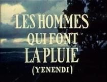 Yenendi: Les Hommes qui Font la Pluie - Poster / Capa / Cartaz - Oficial 1