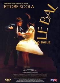 O Baile - Poster / Capa / Cartaz - Oficial 6