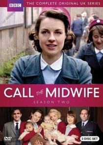 Call the Midwife (2ª Temporada) - Poster / Capa / Cartaz - Oficial 1