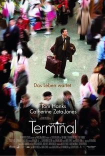 O Terminal - Poster / Capa / Cartaz - Oficial 2