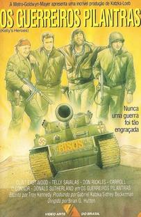Os Guerreiros Pilantras - Poster / Capa / Cartaz - Oficial 3