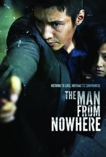 O Homem de Lugar Nenhum - Poster / Capa / Cartaz - Oficial 3