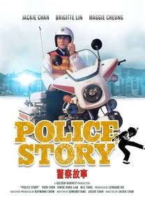 Police Story - A Guerra das Drogas - Poster / Capa / Cartaz - Oficial 4