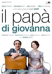 O Pai de Giovanna - Poster / Capa / Cartaz - Oficial 1