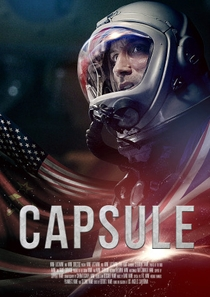 Capsule - Poster / Capa / Cartaz - Oficial 2