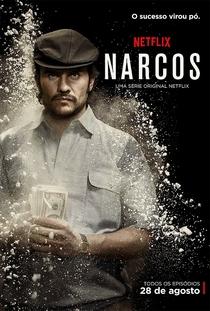 Narcos (1ª Temporada) - Poster / Capa / Cartaz - Oficial 9