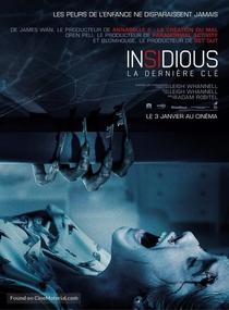 Sobrenatural: A Última Chave - Poster / Capa / Cartaz - Oficial 7