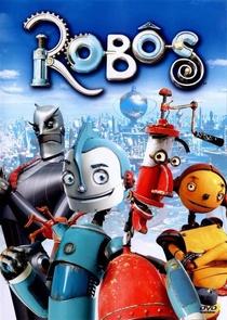 Robôs - Poster / Capa / Cartaz - Oficial 6