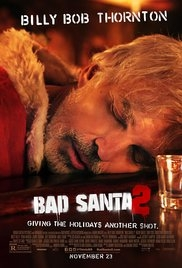 Papai Noel às Avessas 2 - Poster / Capa / Cartaz - Oficial 1