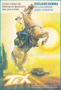 Tex e o Senhor dos Abismos - Poster / Capa / Cartaz - Oficial 2