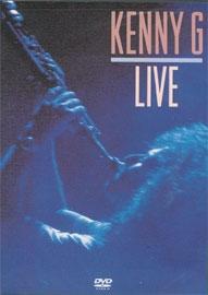 Kenny G - Live - Poster / Capa / Cartaz - Oficial 1