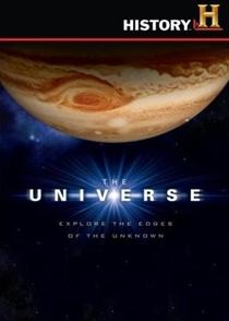 O Universo - Além do Big Bang - Poster / Capa / Cartaz - Oficial 1