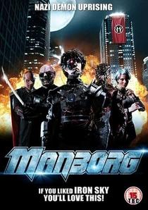 Manborg - Poster / Capa / Cartaz - Oficial 3