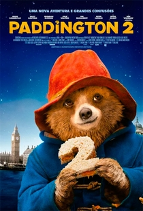 As Aventuras de Paddington 2 - Poster / Capa / Cartaz - Oficial 1