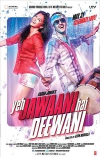 Yeh Jawaani Hai Deewani - Poster / Capa / Cartaz - Oficial 4