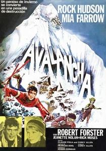 Avalanche - Poster / Capa / Cartaz - Oficial 1