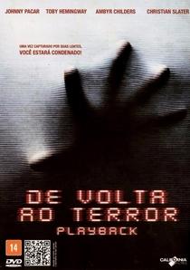 De Volta ao Terror - Poster / Capa / Cartaz - Oficial 3