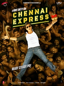 Chennai Express - Poster / Capa / Cartaz - Oficial 2