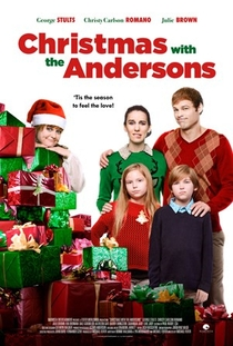 Christmas With The Andersons - Poster / Capa / Cartaz - Oficial 1