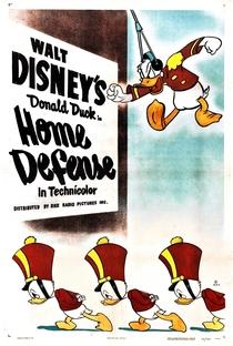 Home Defense - Poster / Capa / Cartaz - Oficial 1