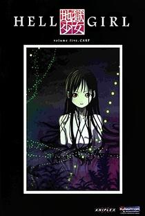 Jigoku Shoujo (3ª Temporada) - Poster / Capa / Cartaz - Oficial 8