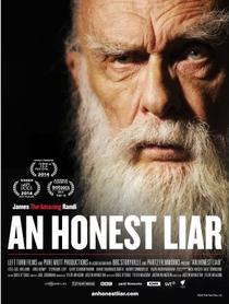 Um Mentiroso Honesto: A História do Incrível Randi - Poster / Capa / Cartaz - Oficial 1